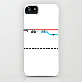 Transportation (Instructions and Code series) iPhone Case