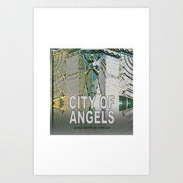 Grand Central Air Terminal Art Print