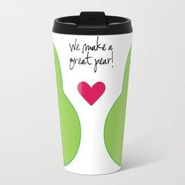 We Make a Great Pear Travel Mug