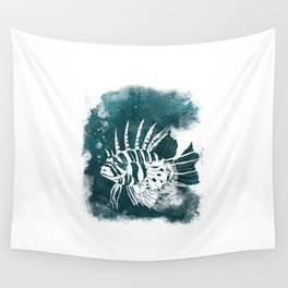 Feuerfisch Wall Tapestry