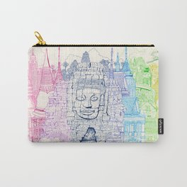 Angkor Wat & Thailand Carry-All Pouch