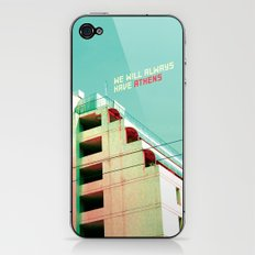 We Will Always Have Athens iPhone & iPod Skin