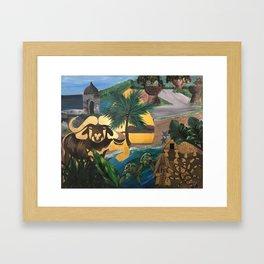 Culture Framed Art Print