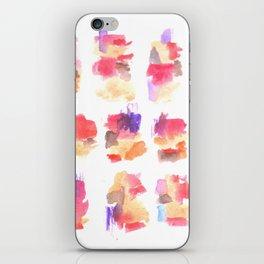 160122 Summer Sydney 2015-16 Watercolor #80 iPhone Skin