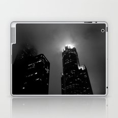 The Torch of Chicago Laptop & iPad Skin