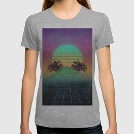 80s love T-shirt