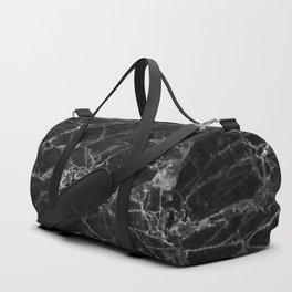 Sharp Marble Duffle Bag