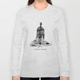 Silent Witness Long Sleeve T-shirt