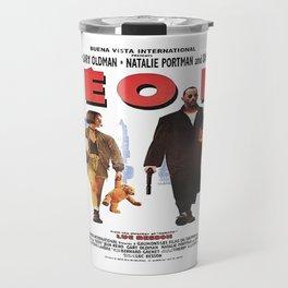 LEON The Professional Vintage Travel Mug