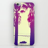 palms iPhone & iPod Skins featuring Palms by Giuseppe Cristiano