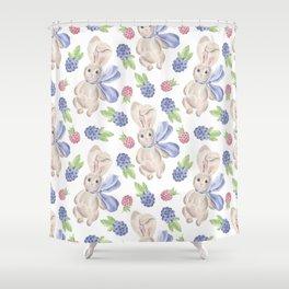 Fairytail Pattern #1 Shower Curtain