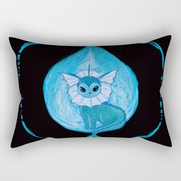 Water and Deepness Rectangular Pillow