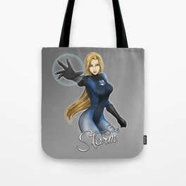 The invisible woman Tote Bag