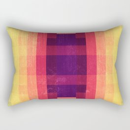 Summer Dreams Abstract Rectangular Pillow