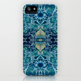 Fragmented 15 iPhone Case