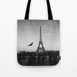 Eiffel Tower (Paris, France) Tote Bag