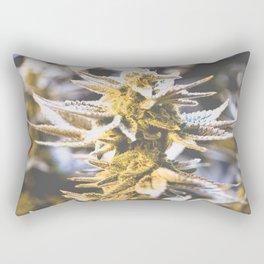 Beautiful Flower Rectangular Pillow