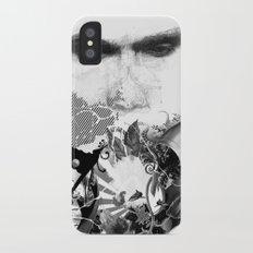 Mingasim // male Slim Case iPhone X