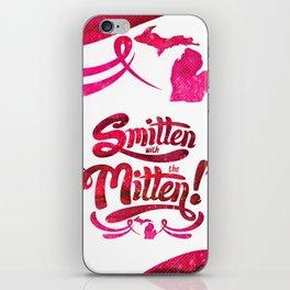 Smitten with the Mitten iPhone Skin
