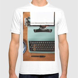 Vintage office accessories T-shirt