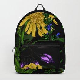 Medicinal plant Backpack