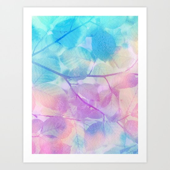 Spring is in the Air 12 Art Print