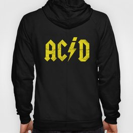 Acid House 90s Retro Techno Rave DJ Producer Vintage  Hoody