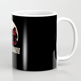 Racing Bike Motorcycle Speed Junkie Biker Coffee Mug