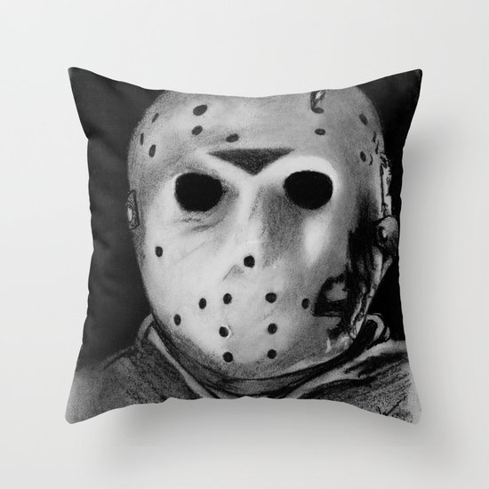 The Camper Throw Pillow