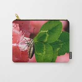 Lucky Butterfly Carry-All Pouch