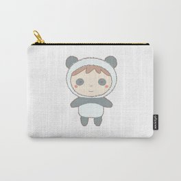 Cute Panda Kid Carry-All Pouch