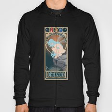 Malta Nouveau -  Sea Prince and the Fire Child Hoody