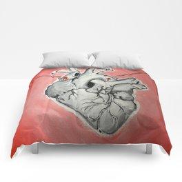 Hooked Heart Comforters