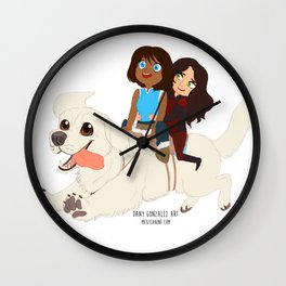 korrasami Wall Clock
