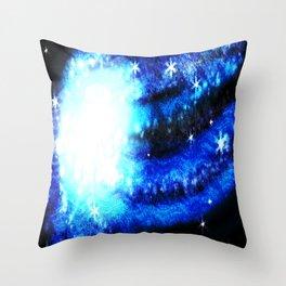solarwind Throw Pillow
