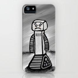 RU5-T the Robot iPhone Case