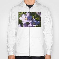 Clematis Bloom Hoody