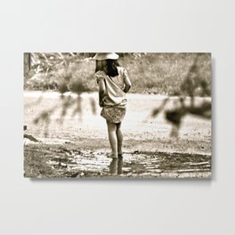 Little Wonders  Metal Print