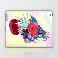 Chrysanth Wisteria & Lily - & Rose  Laptop & iPad Skin