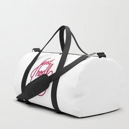 Just hodl it   [gradient] Duffle Bag