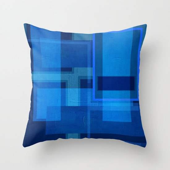Textures/Abstract 94 Throw Pillow