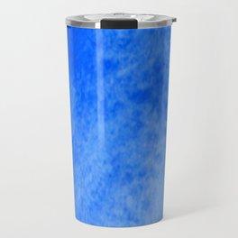 Blue #2 Travel Mug