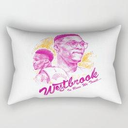 IN RUSS WE TRUST... Rectangular Pillow