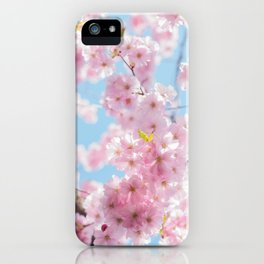 flower photography by Arno Smit iPhone Case