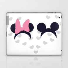 Mickey & Minnie Laptop & iPad Skin