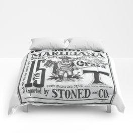 SMOKE MARIJUANA Comforters
