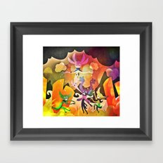 Pem Pem Framed Art Print