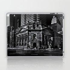 The Hockey Hall Of Fame Toronto Canada Laptop & iPad Skin