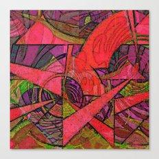 Tropical Farm 2 Canvas Print