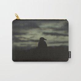 Sunset Bird 2 Carry-All Pouch
